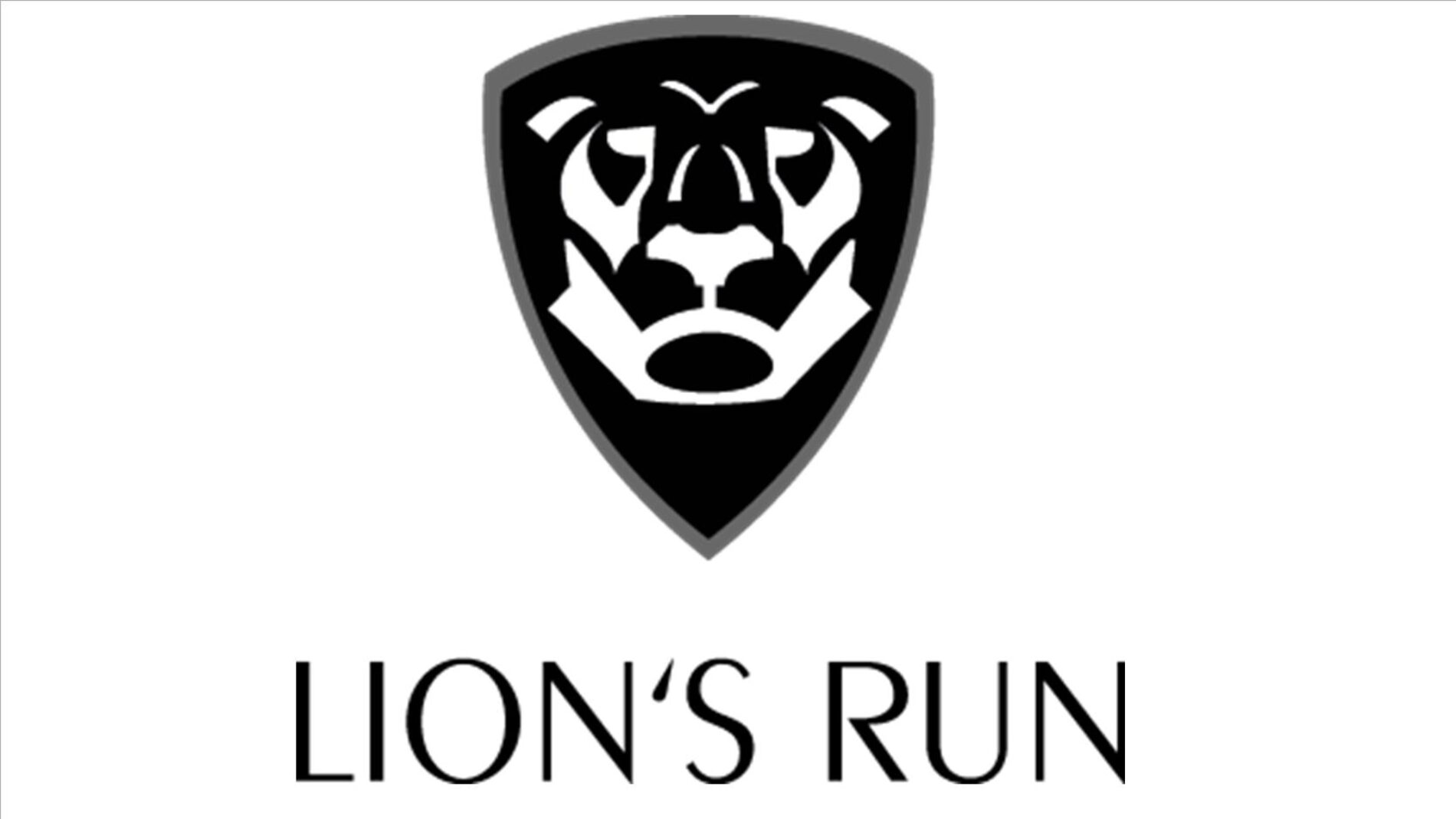 Lion's Run logo web page MY