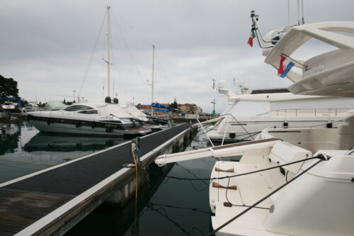 MennYacht Group exclusive service provider in Marina Novigrad