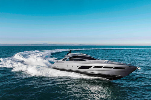 Ferretti Group a standout at Boot 2019 with the new Pershing 8x made of carbon fiber and the New Custom Line Project