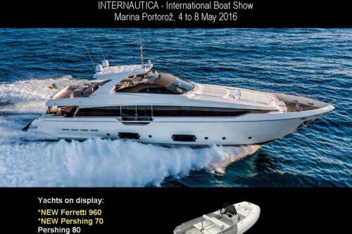 INTERNAUTICA Boat Show 2016