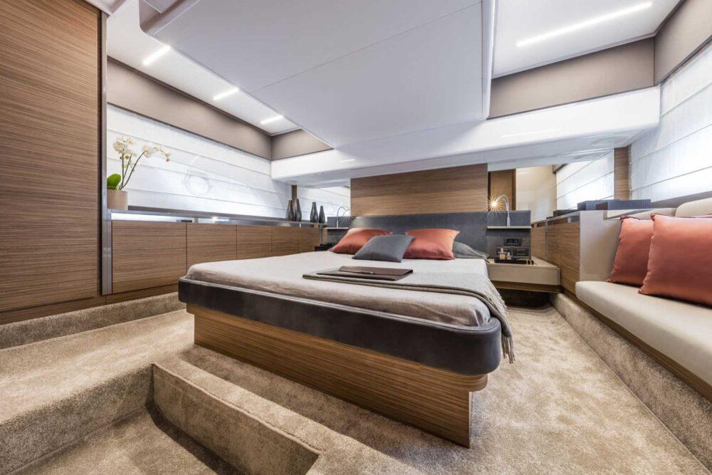 Ferretti Yachts 450 - Interior - Ferretti Yachts 450