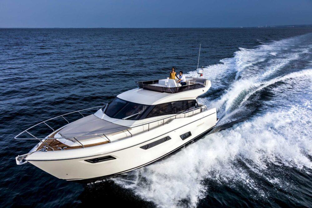 Ferretti Yachts 450 - Exteriror - Ferretti Yachts 450