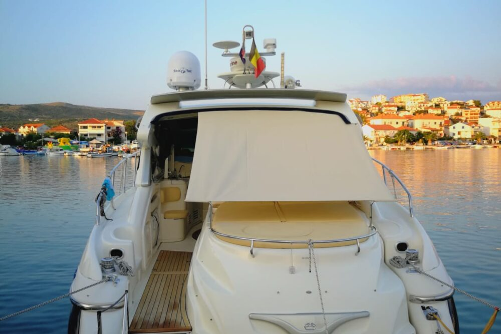 CRANCHI Mediterranee 50 HT - Featured