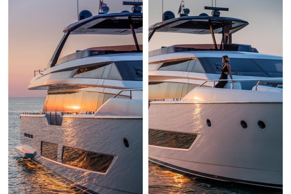 Ferretti Yachts 850 - Exteriror - Ferretti Yachts 850