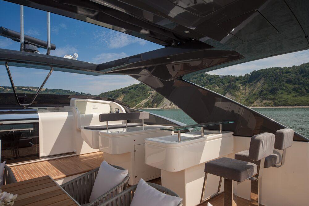 Ferretti Yachts 960 - Interior - Ferretti Yachts 960