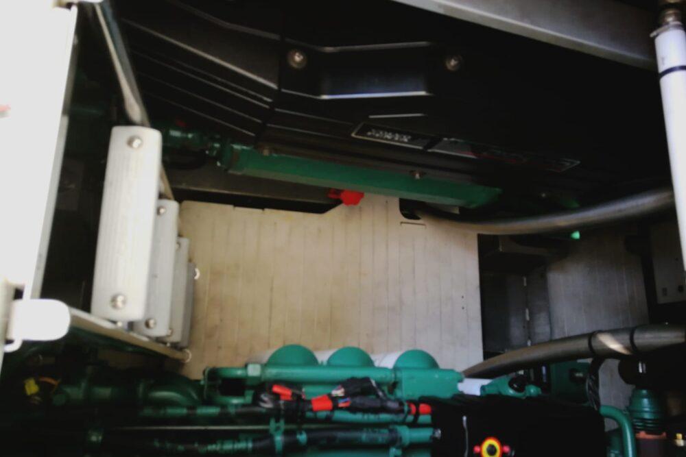 CRANCHI Mediterranee 50 HT - Interior