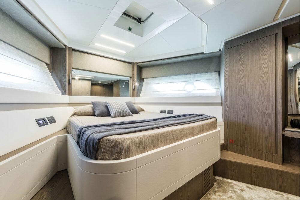 Ferretti Yachts 550 - Interior - Ferretti Yachts 550