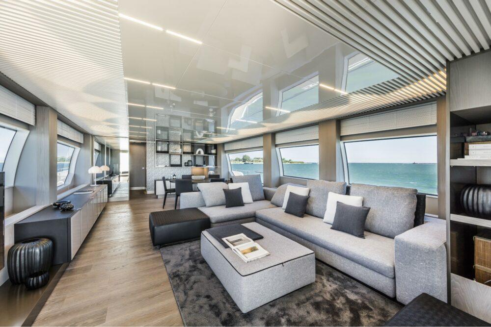 Ferretti Yachts 850 - Interior - Ferretti Yachts 850