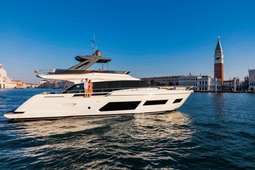 Ferretti Yachts 670 - Exteriror - Ferretti Yachts 670