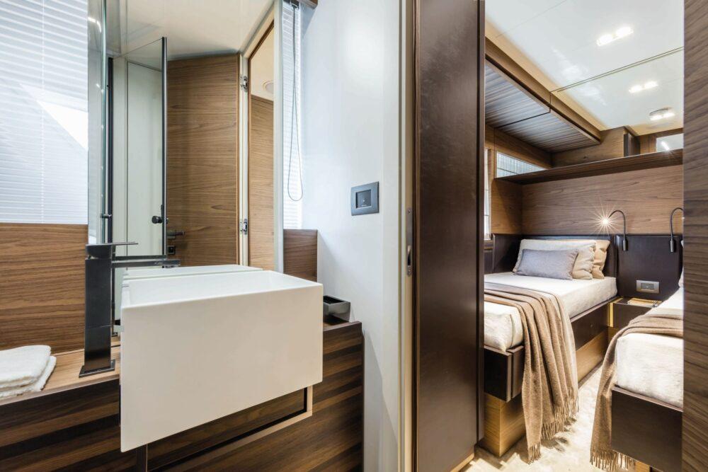 Ferretti Yachts 670 - Interior - Ferretti Yachts 670