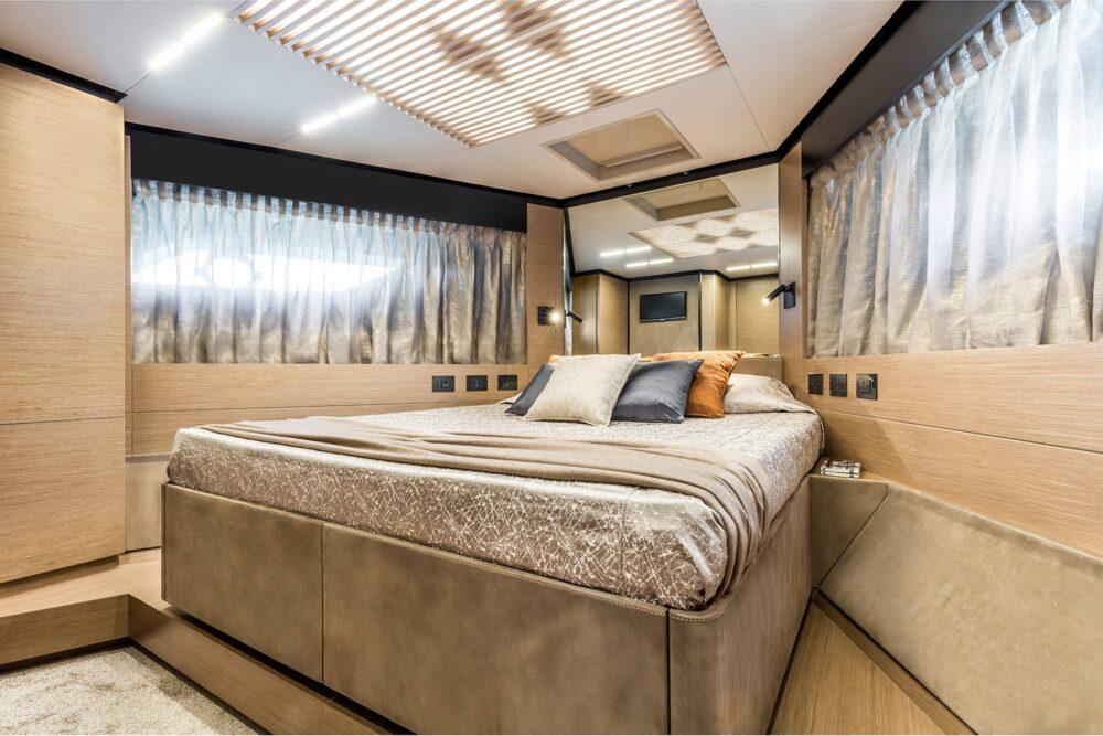 Ferretti Yachts 780 - Interior - Ferretti Yachts 780