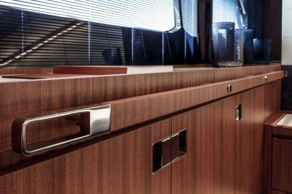 Riva 66′ Ribelle - Interior - Riva 66' Ribelle