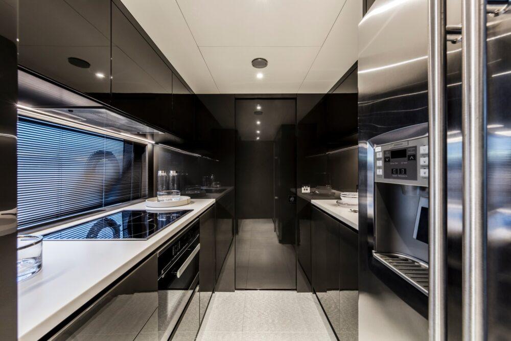 Riva 90′ Argo New - Interior - Riva 90' Argo New