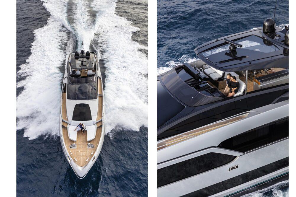 Riva 90′ Argo New - Exteriror - Riva 90' Argo New