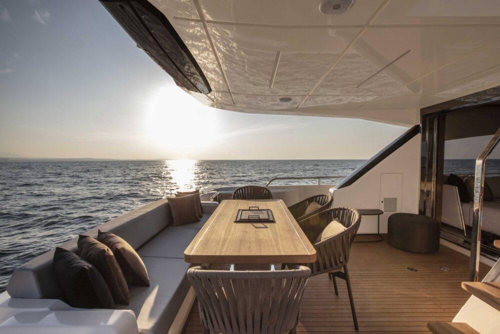 Ferretti Yachts 720 New - Interior - Ferretti Yachts 720 New