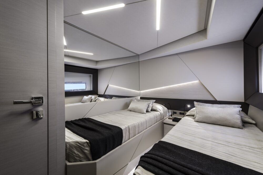 Pershing 7x New - Interior - Pershing 7x New