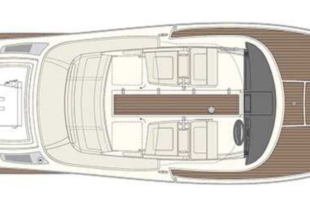 Riva Iseo - Layout - Main Deck