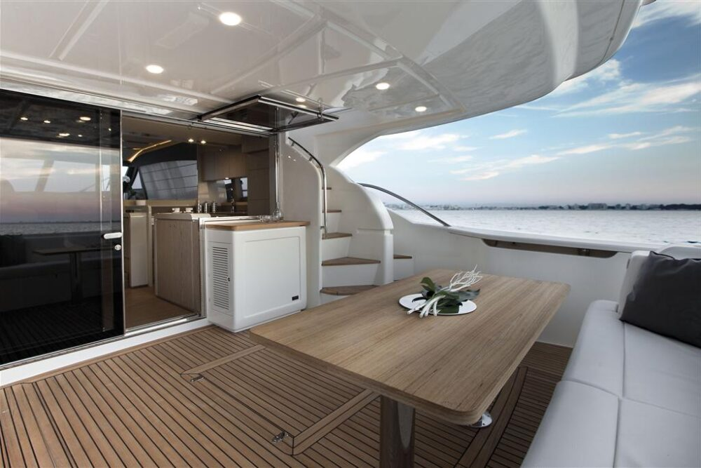 "Ferretti Yachts 650 ""Care One"" - Featured"