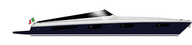 Itama 62 - Layout - Profile