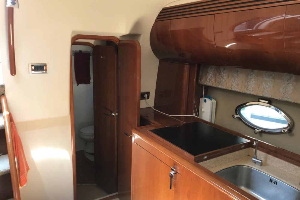 PRINCESS V50 Open - Interior