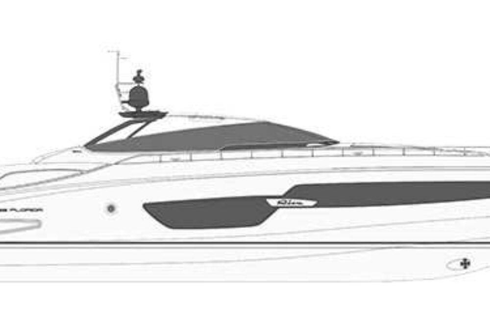 Riva 88′ Florida - Layout - Profile