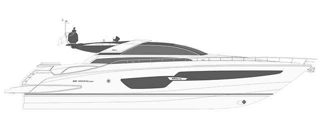 Riva 88′ Domino Super - Layout - Profile