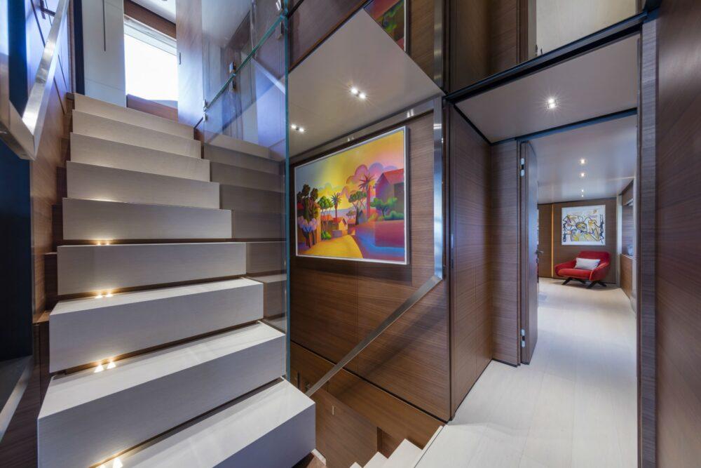 Navetta 33 - Interieur