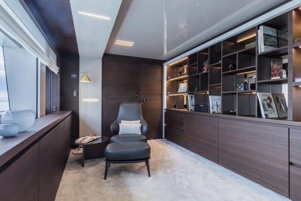Navetta 37 - Interieur