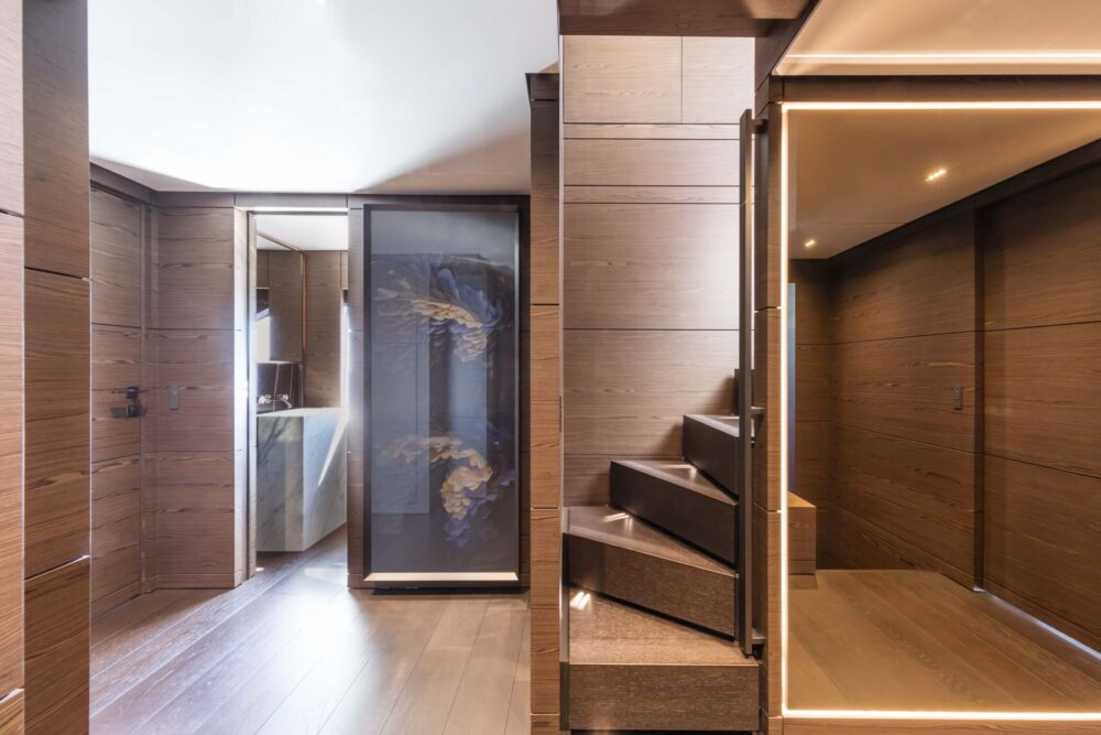 Navetta 42 - Interior