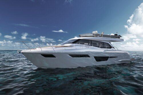 Ferretti Yachts 500 begins a New Era