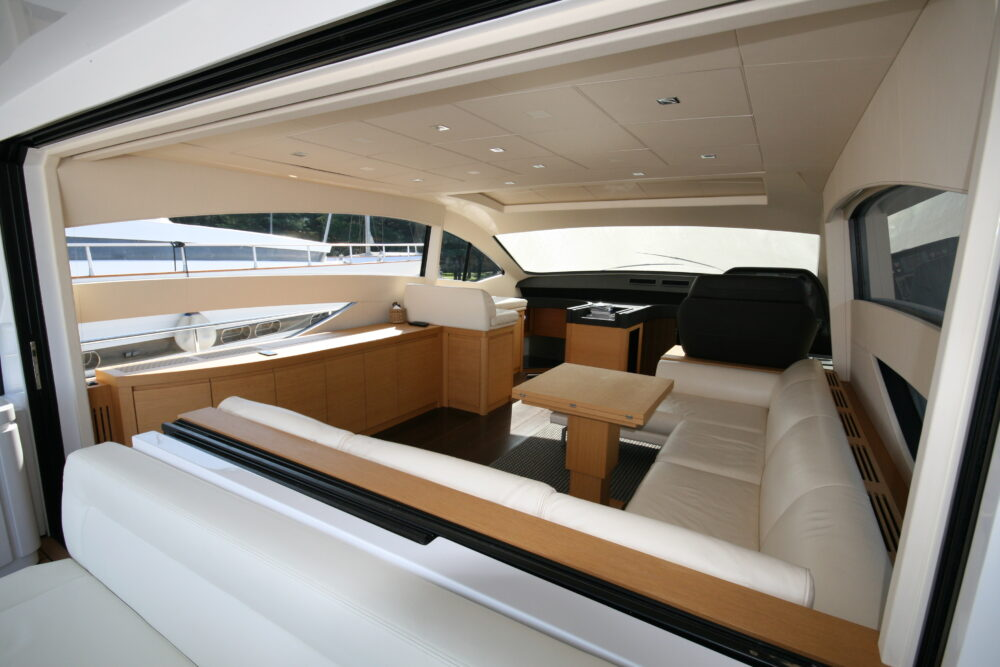 PERSHING 64 #46 - Featured