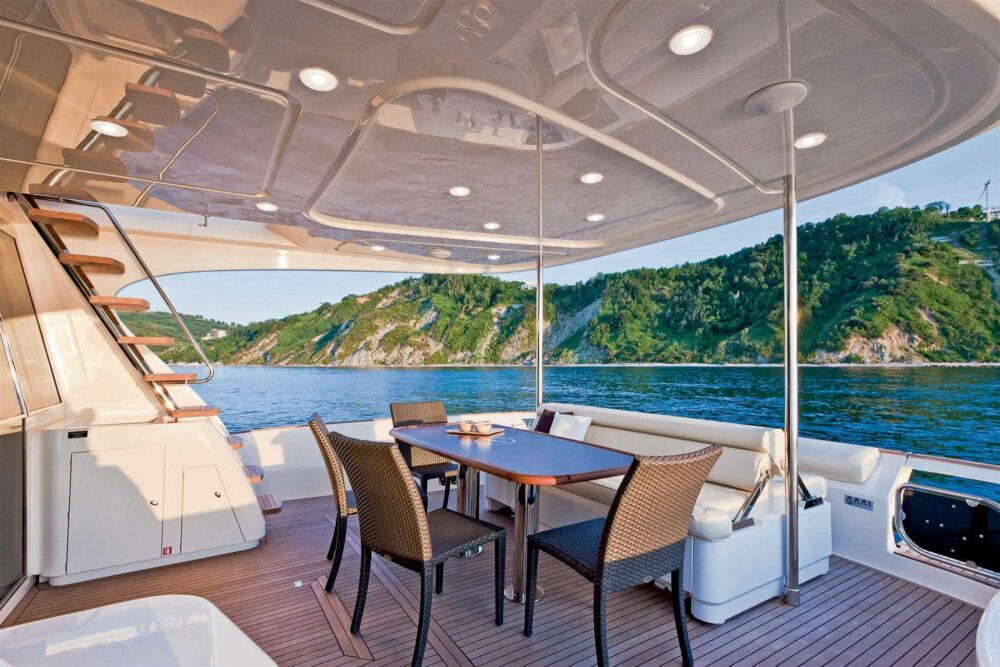 DOLPHIN 74′ CRUISER - Featured