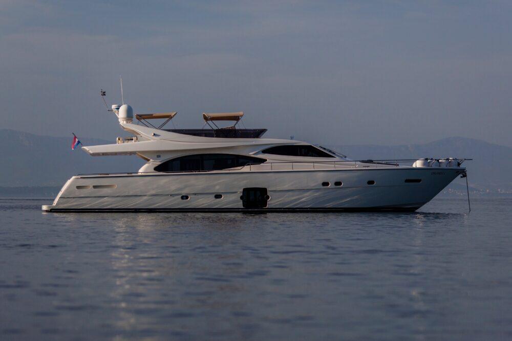 """Ferretti 780 """"ORLANDO L"""" - Featured"""