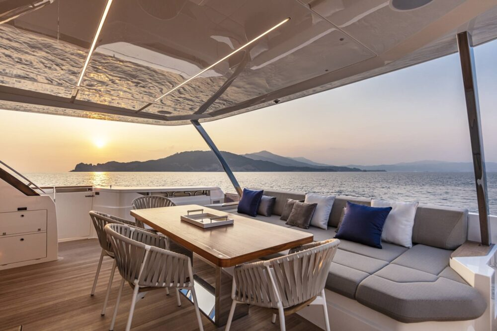 "Ferretti Yachts 920 ""Piola"" - Featured"