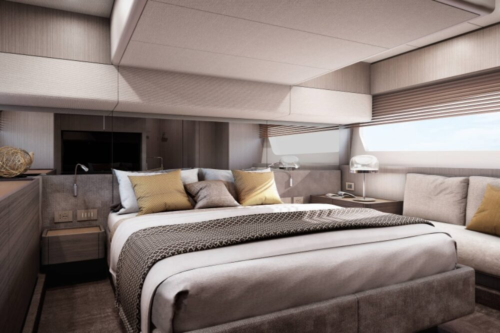 Ferretti Yachts 500 [NEW] - Interior