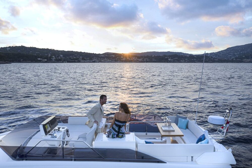 Ferretti Yachts 500 [NEW] - Exteriror