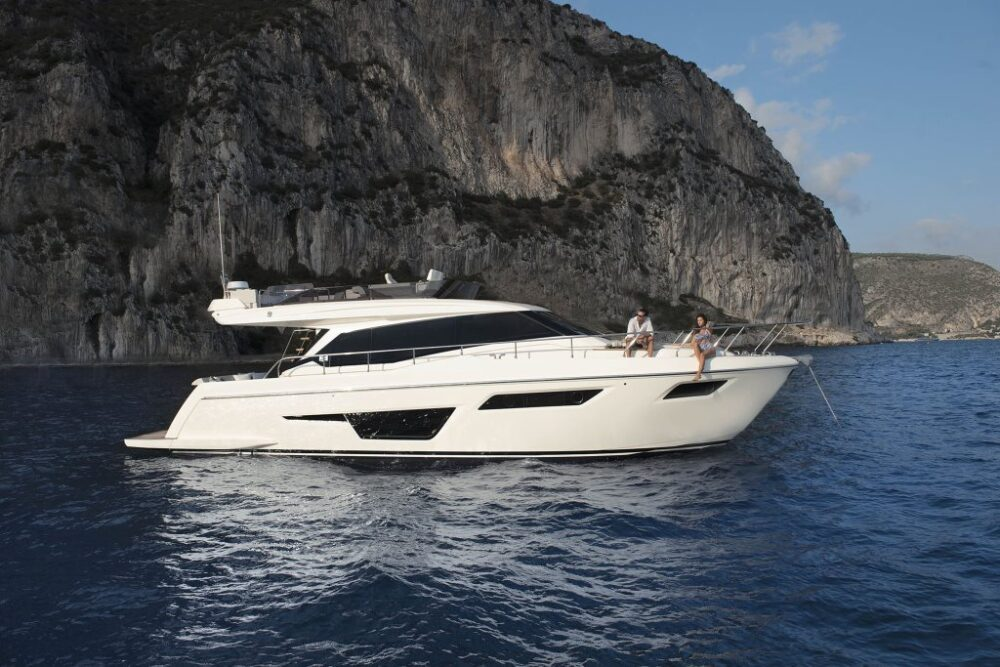 Ferretti Yachts 500 [NEW] - Featured