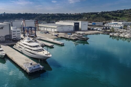 Ferretti Group builds a trigeneration plant