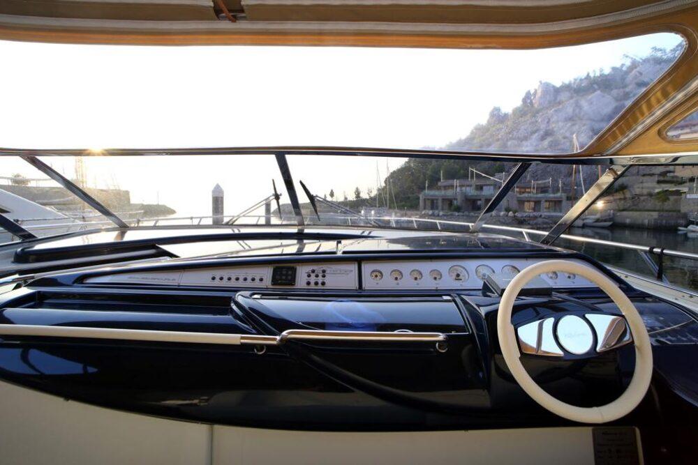 Riva 59′ Mercurius - Interior