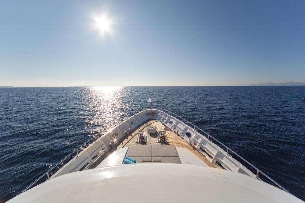 """Codecasa 35m """"MILOS AT SEA"""" - Megjelenítve"""