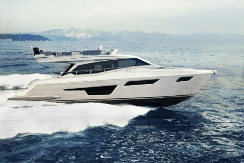 FERRETTI YACHTS 500: WHAT'S YOUR MOOD?