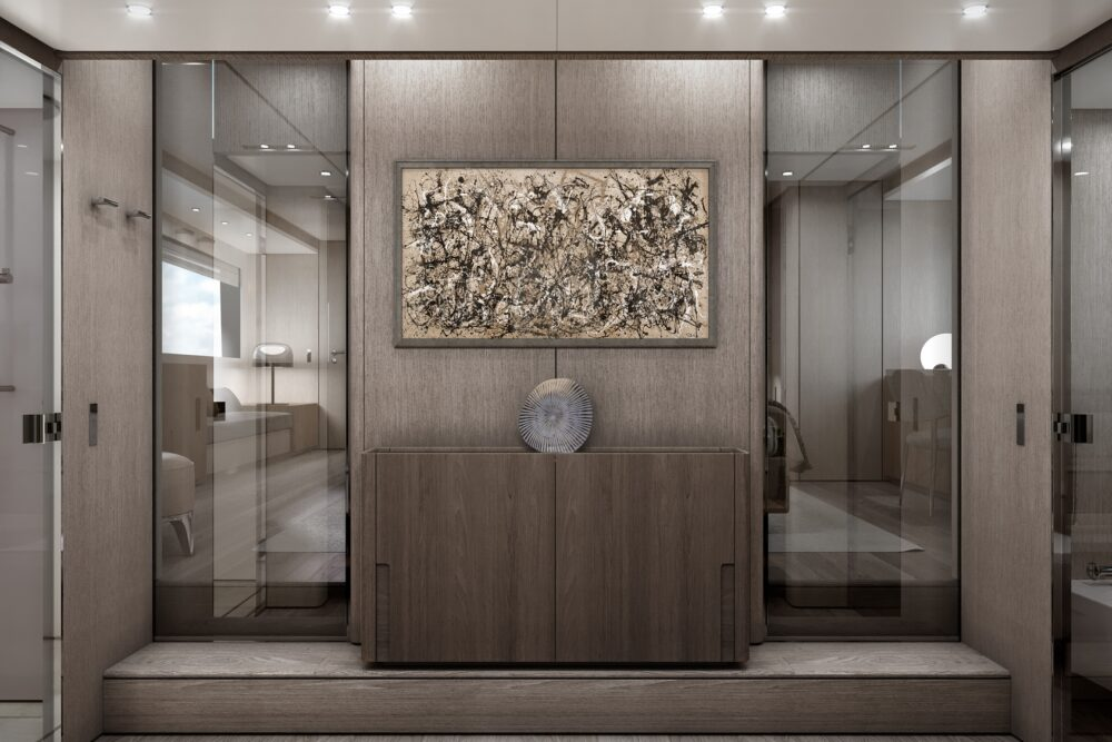 Ferretti Yachts 1000 Project - Interior