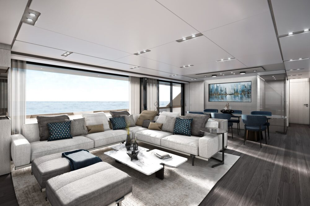 Ferretti Yachts 1000 Project - Featured