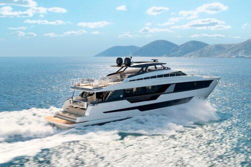 Ferretti Yachts 1000: bigger and better.