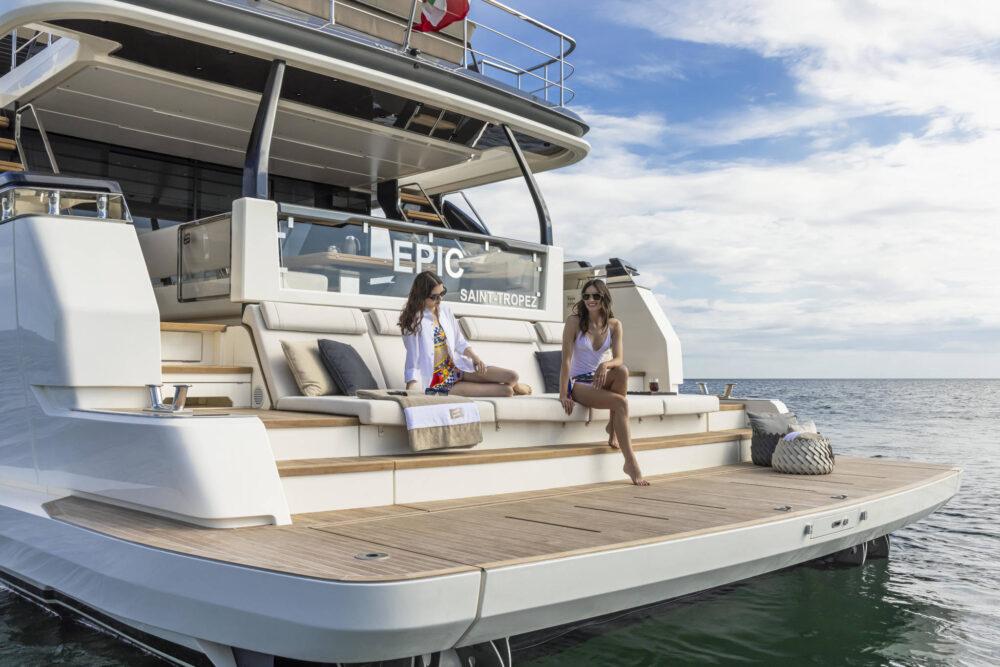Ferretti Yachts 1000 [NEW] - Featured