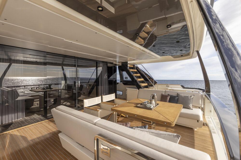 Ferretti Yachts 1000 [NEW] - Exteriror