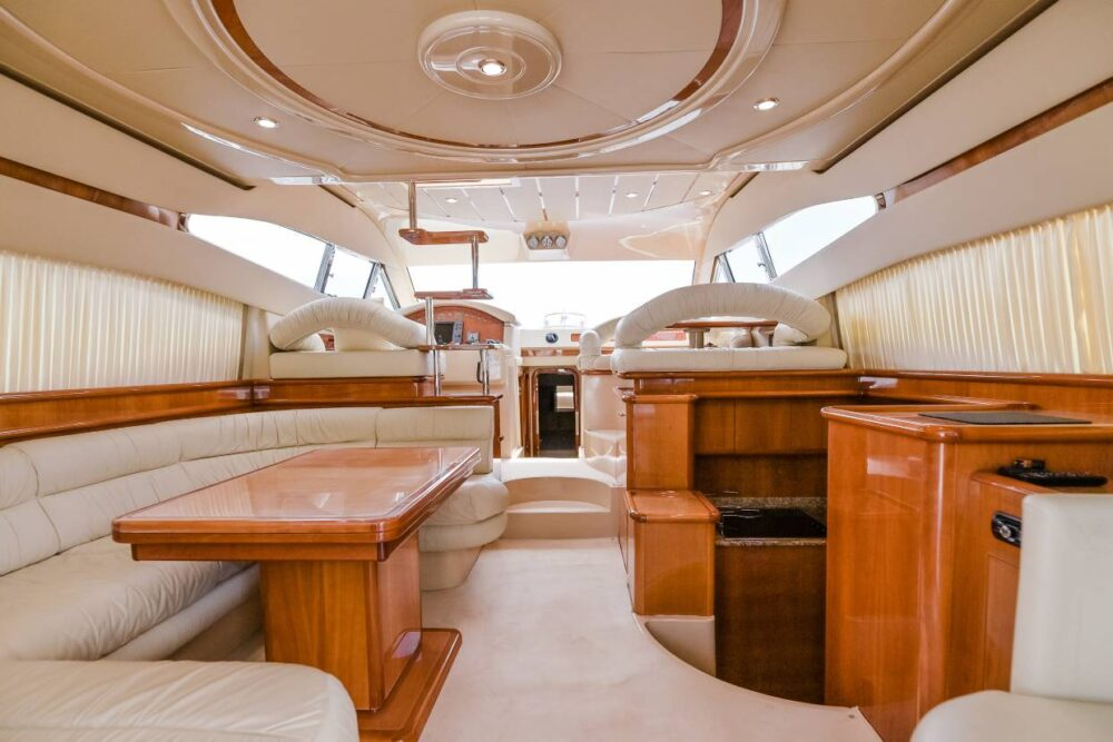 Ferretti Yachts 480 #46 - Featured