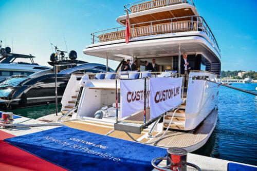 Custom Line Navetta 30 – World Premiere in Rovinj