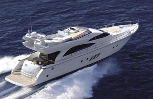 "Dominator 65  ""Lady Isabel"""