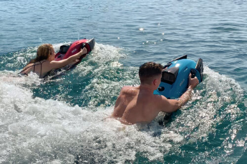 iAQUA – The next generation of sea scooters!